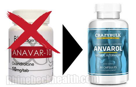 Anvarol Product