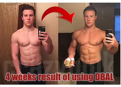 result using dbal